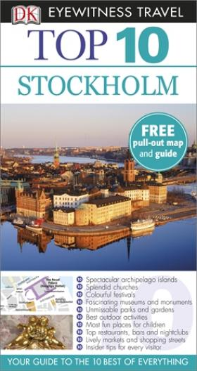 DK Eyewitness Top 10 Travel Guide: Stockholm top 10 копенгаген