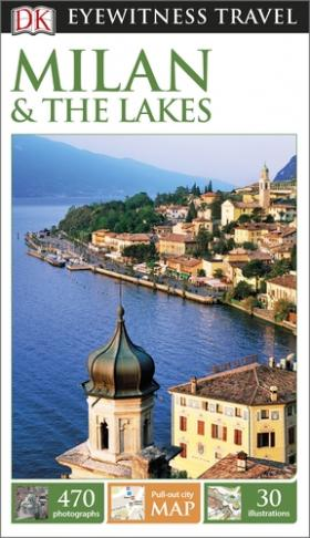 DK Eyewitness Travel Guide: Milan & the Lakes dk eyewitness top 10 travel guide milan