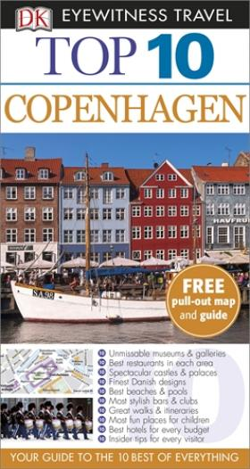 DK Eyewitness Top 10 Travel Guide: Copenhagen dk eyewitness top 10 travel guide milan