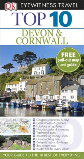 DK Eyewitness Top 10 Travel Guide: Devon & Cornwall dk eyewitness top 10 travel guide milan