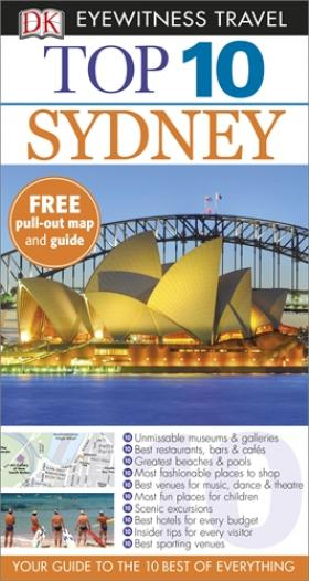 DK Eyewitness Top 10 Travel Guide: Sydney dk eyewitness travel guide morocco