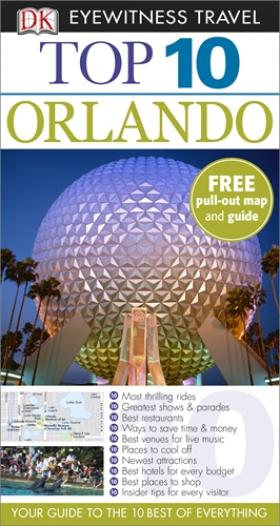 DK Eyewitness Top 10 Travel Guide: Orlando dk eyewitness top 10 travel guide milan