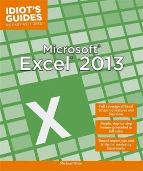 Idiot's Guides: Microsoft Excel 2013 用地图说话:在商业分析与演示中运用excel数据地图(典藏版)
