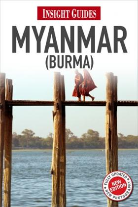 Insight Guides: Myanmar (Burma) insight guides great breaks bath