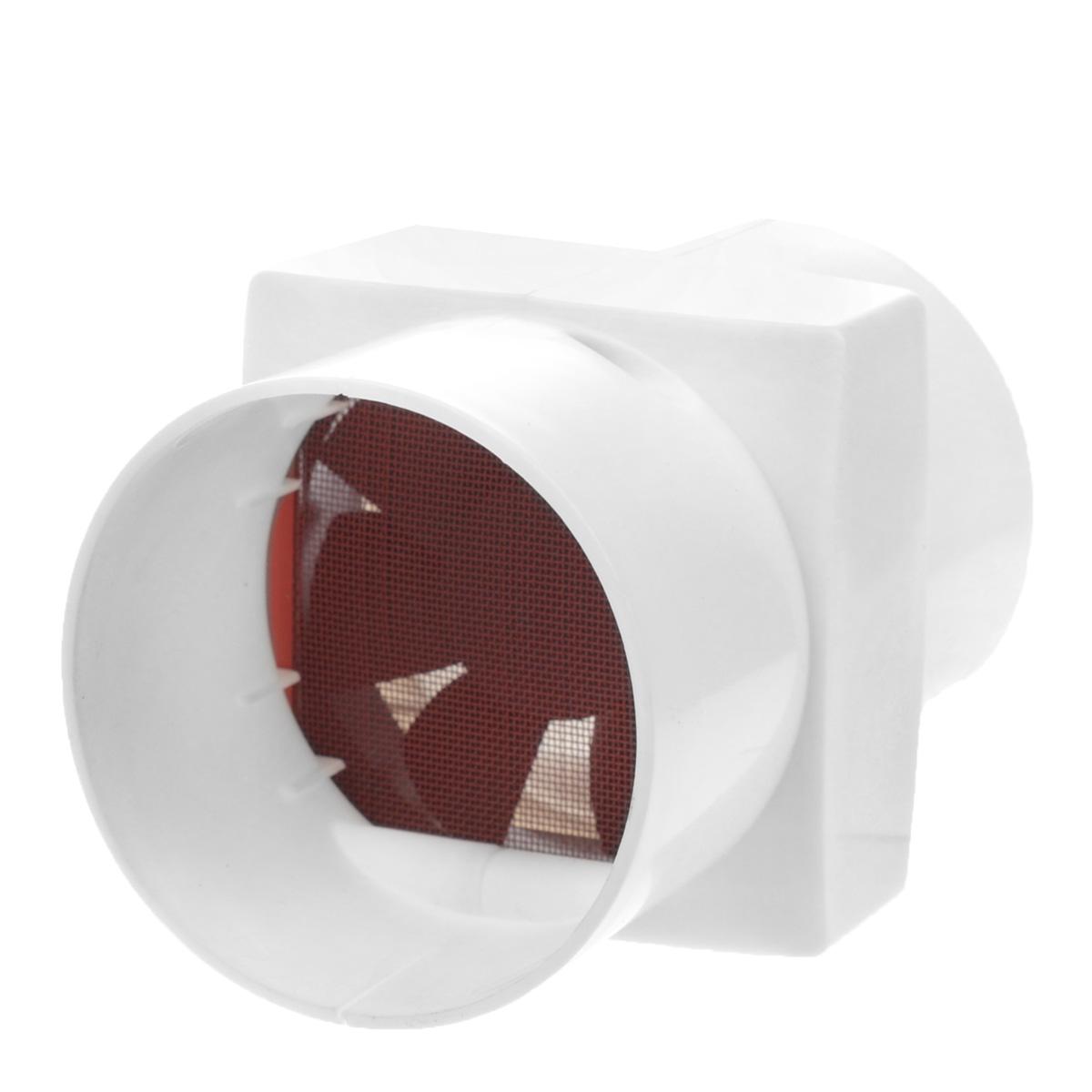 Муфта с вентилятором Piteco В01B01Муфта Piteco В01 применяется для усиления и ускорения воздухообмена, удаления неприятных запахов из торфяных туалетов Piteco, Separett. Особенно рекомендуется применять при изгибах вентиляционной трубы для обеспечения нормального вентилирования торфяных туалетов.В комплект входит блок питания.
