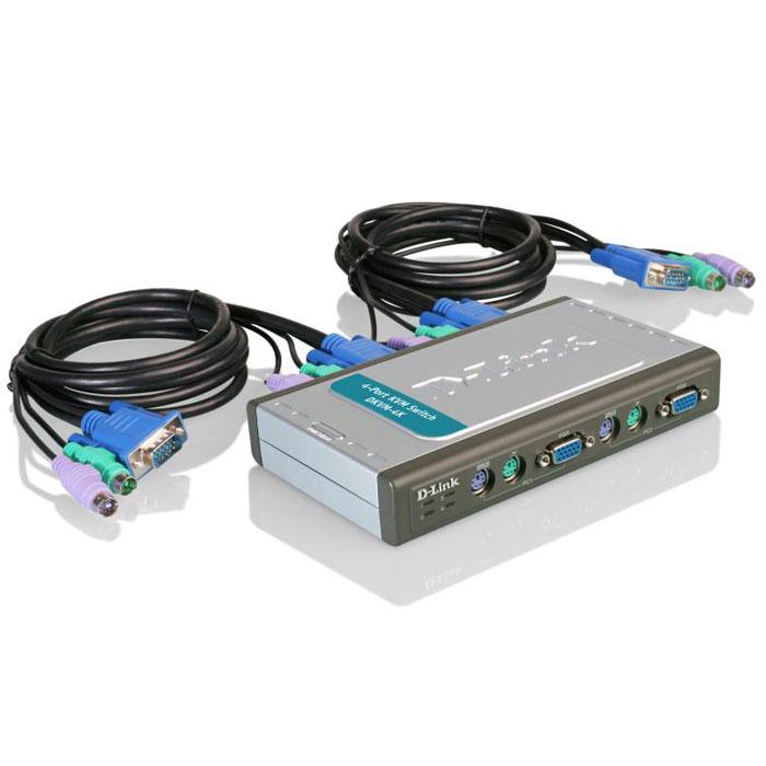 D-Link DKVM-4K переключатель d link dkvm 4k