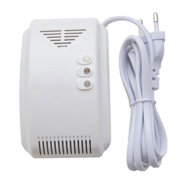 Sapsan GL-01 датчик утечки газаGL-01Датчик утечки газа Sapsan GL-01 предназначен для контроля утечки газа в охраняемом помещении и формирования извещения об этом событии.При наличии в контролируемом помещении опасной концентрации газа датчик формирует сигнал тревоги, передаваемый по шлейфу либо по радиоканалу, сопровождаемый звуковой сигнализацией.Может использоваться как штатная единица в составе охранной системы, а также как автономное устройство оповещения о предельно-допустимой концентрации газа.Соответствует стандарту GB15322.2-2003Сенсор повышенной чувствительностиАвто-сброс системы после уменьшения концентрации газаКонтроль природного газаКонтроль сжиженного углеводородного газа