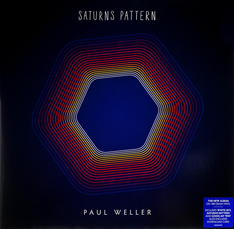 Пол Уэллер Paul Weller. Saturns Pattern (LP) paul weller york
