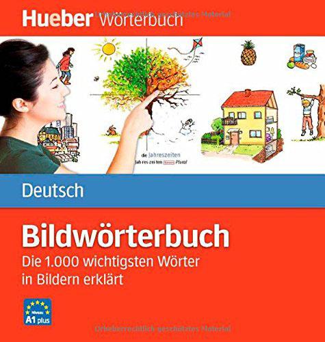 Bildworterbuch Deutsch wheel plus unregelmssige verben deutsch heft