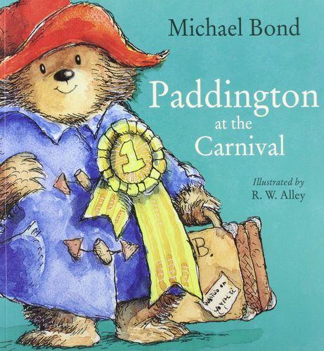 Paddington at the Carnival ralph compton ride the hard trail