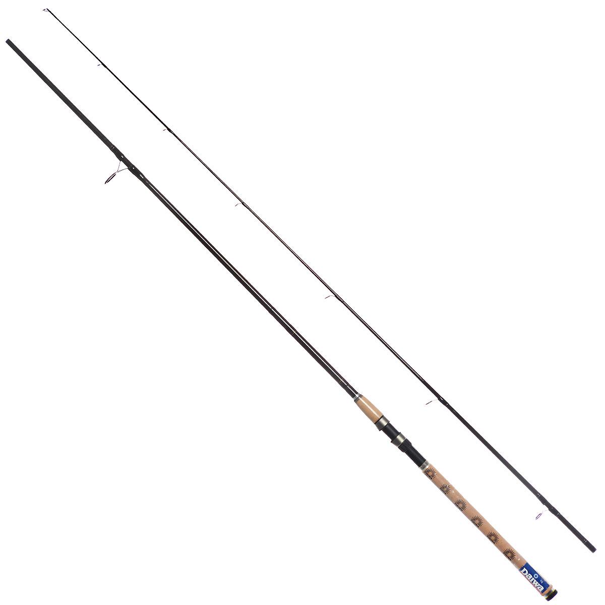 Удилище спиннинговое Daiwa Regal, штекерное, цвет: черный, 2,78 м, 10-40 г
