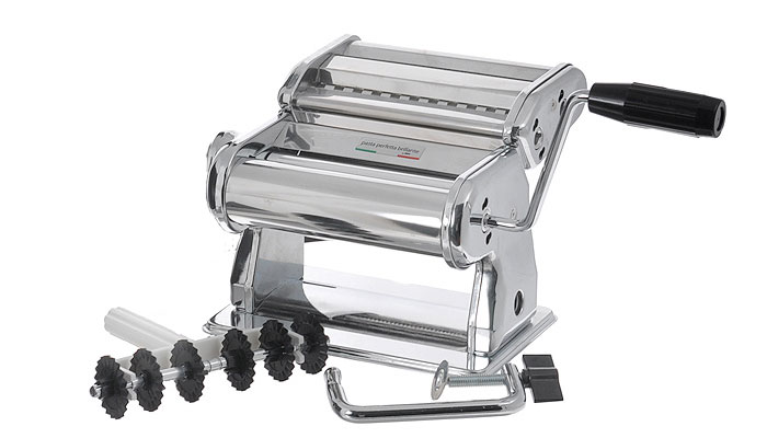 Машинка для пасты Gefu Pasta Perfetta Brilliante сушилка для лапши pasta di casa gmj 1