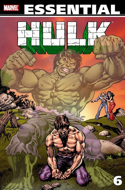 Essential Hulk - Volume 6 hulk