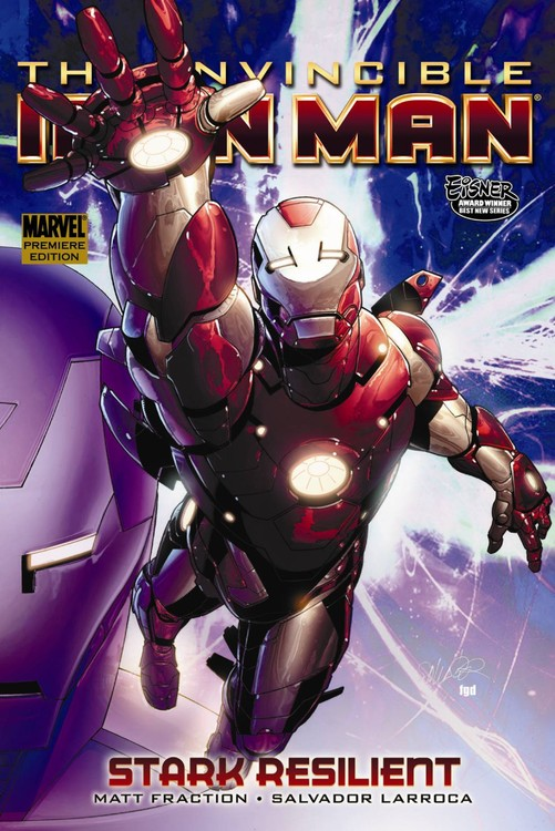 Фото Invincible Iron Man - Volume 5
