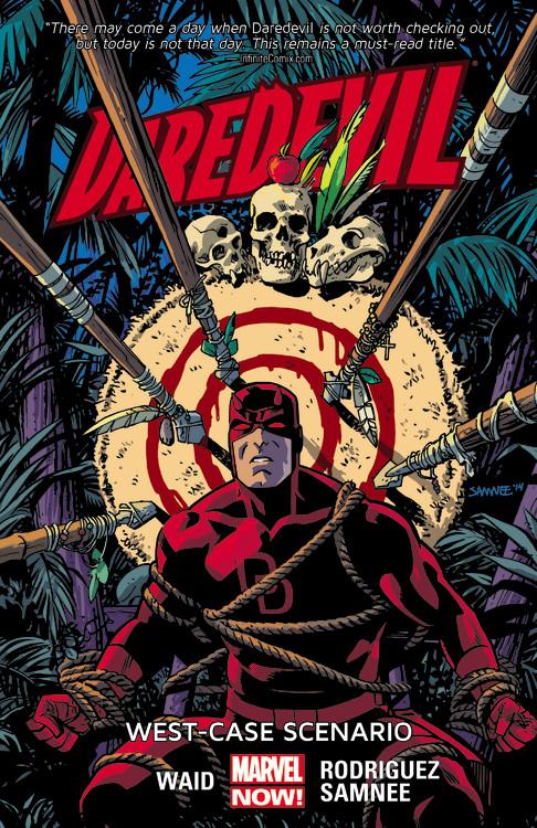 Daredevil: West-Case Scenario: Volume 2 unleashed 1 a life
