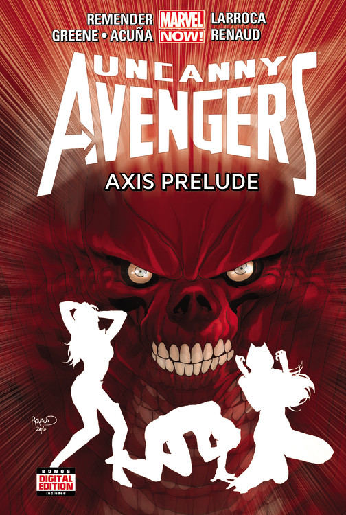 Uncanny Avengers Volume 5 uncanny avengers volume 5 axis prelude