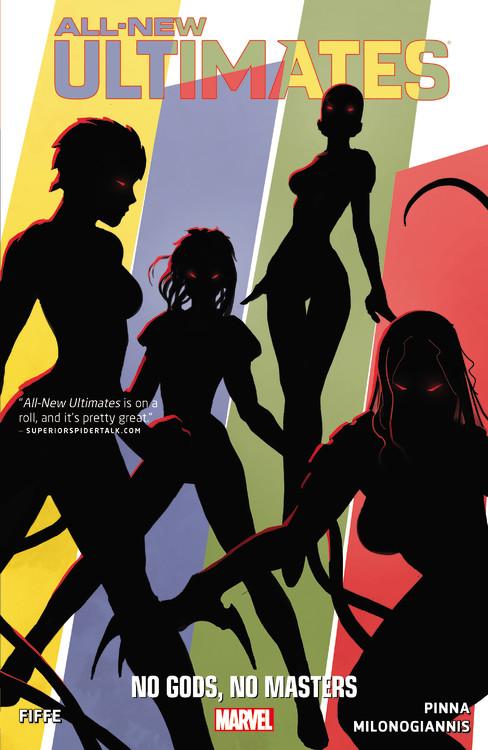 All-New Ultimates Volume 2 social housing in glasgow volume 2