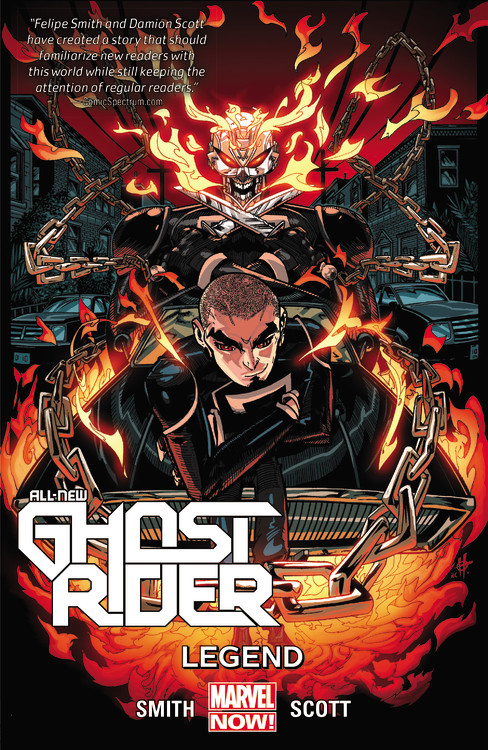 All-New Ghost Rider Volume 2 creepy comics volume 2 page 2