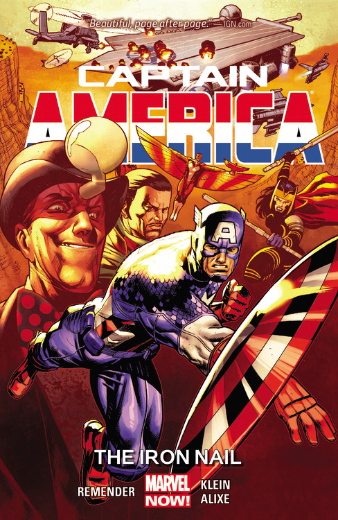 Captain America Volume 4 captain