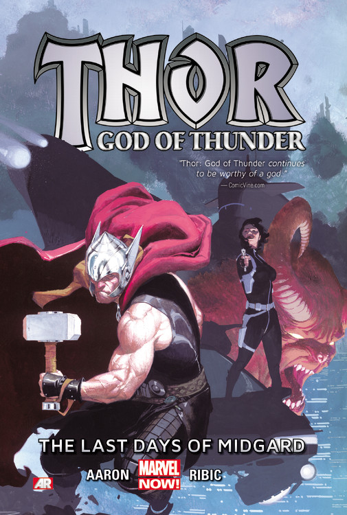 Thor: God of Thunder Volume 4 bride of the water god volume 14