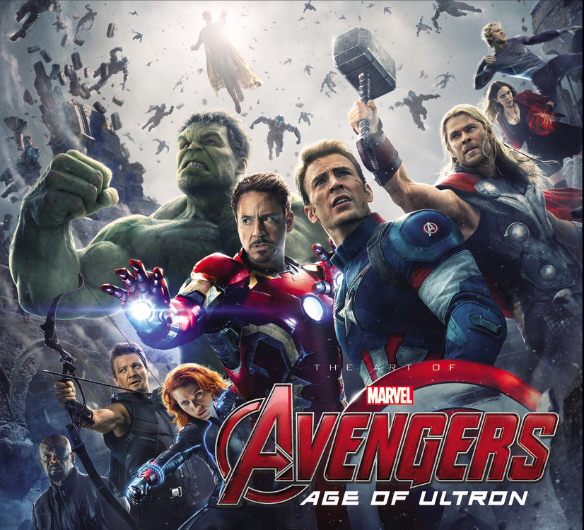 Marvels Avengers: Age of Ultron