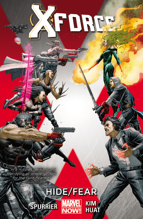 X-Force Volume 2 a force presents volume 2