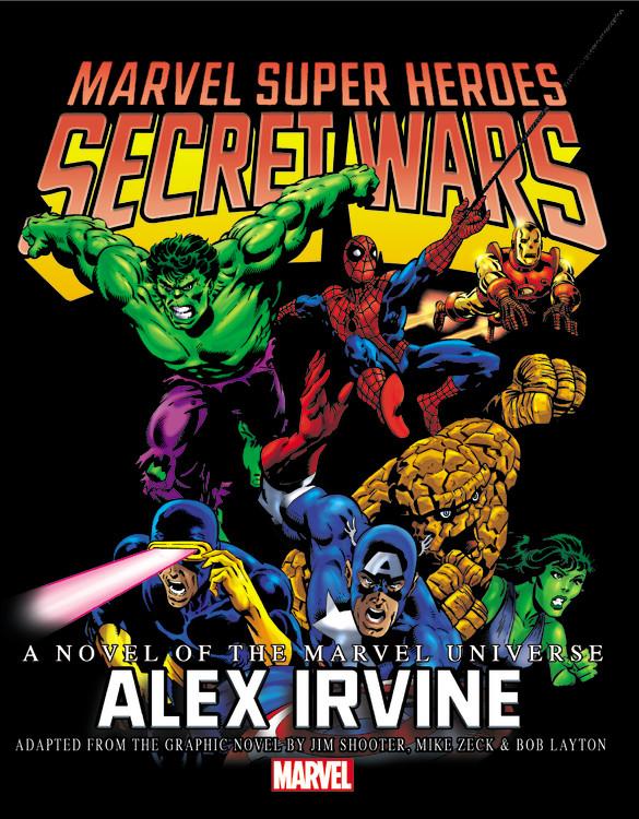 Marvel Super Heroes Secret Wars marvel super heroes secret wars 30th anniversary edition