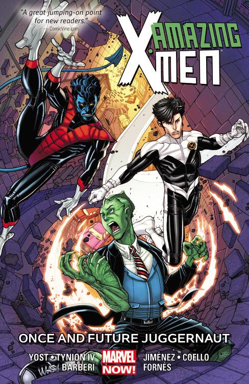 Amazing X-Men Volume 3 x force volume 3