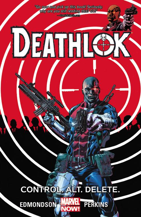 Deathlok Vol. 1 uncanny inhumans vol 1