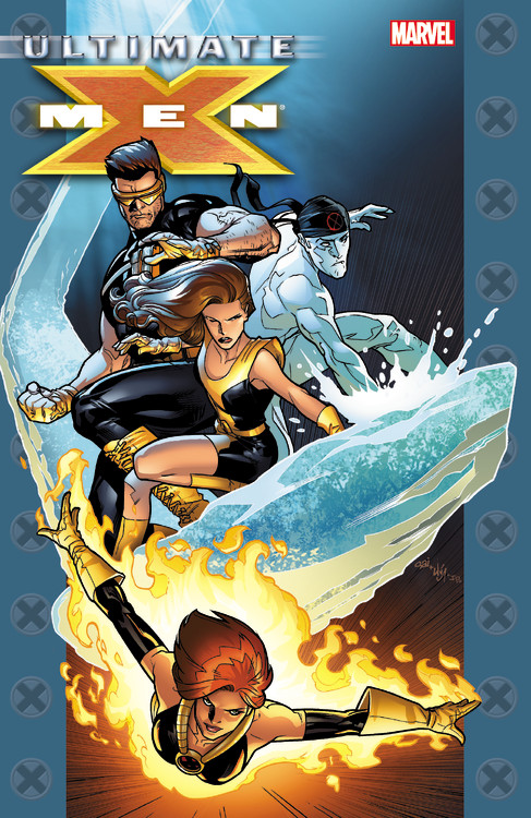 Ultimate X-Men Ultimate Collection Book 5 ultimate sticker book dangerous dinosaurs