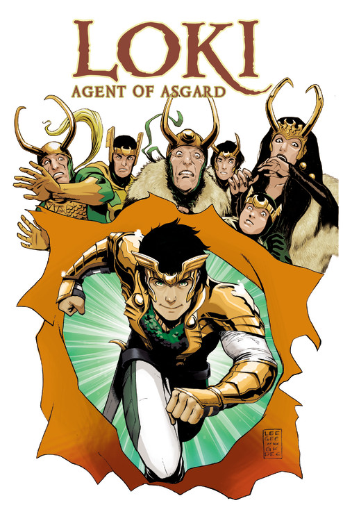 Loki: Agent of Asgard Volume 2 for hp laptop motherboard 6570b 703887 001 100% tested 60 days warranty