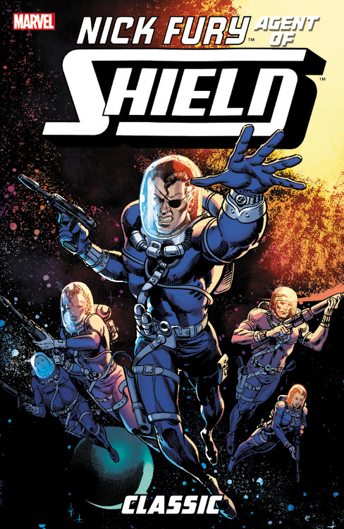 Nick Fury, Agent of S.H.I.E.L.D. Classic Volume 2 knights of sidonia volume 6