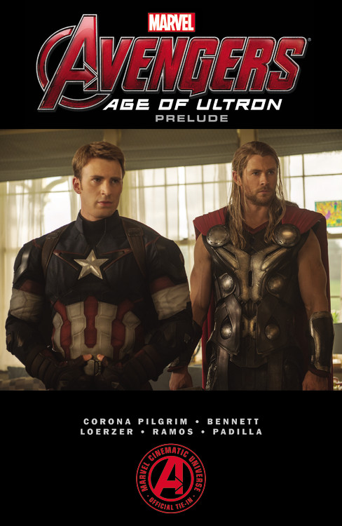 Marvel's The Avengers: Age of Ultron Prelude marvel s the avengers encyclopediа
