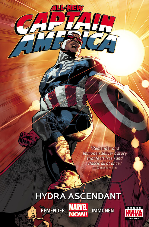 All-New Captain America Vol. 1 all new inhumans vol 2 skyspears