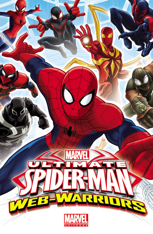 Marvel Universe Ultimate Spider-Man mass effect universe