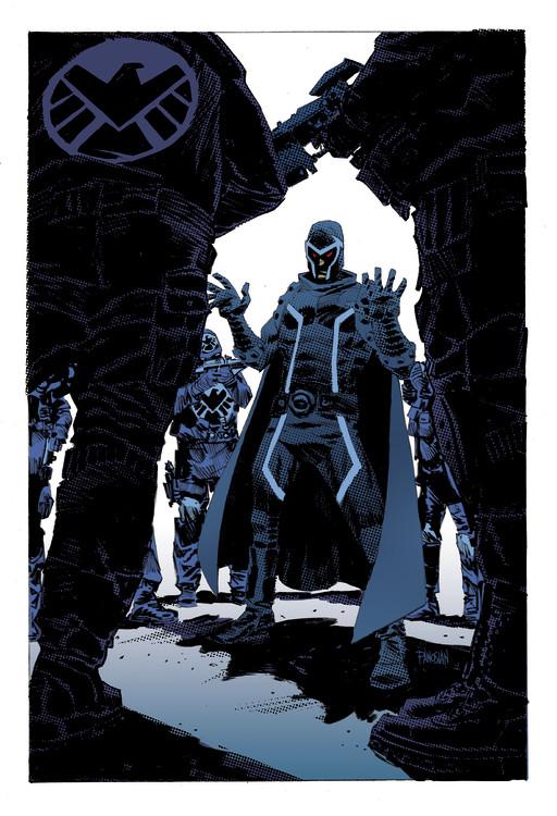 Magneto Volume 3 inhuman volume 3