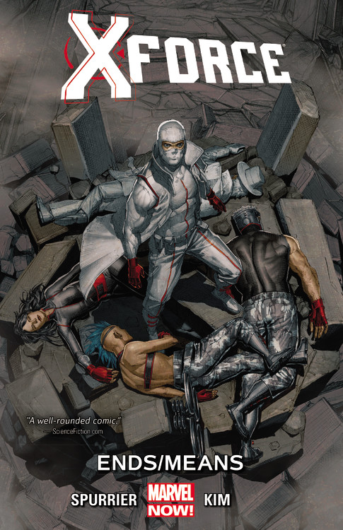 X-Force Volume 3 a force presents volume 2