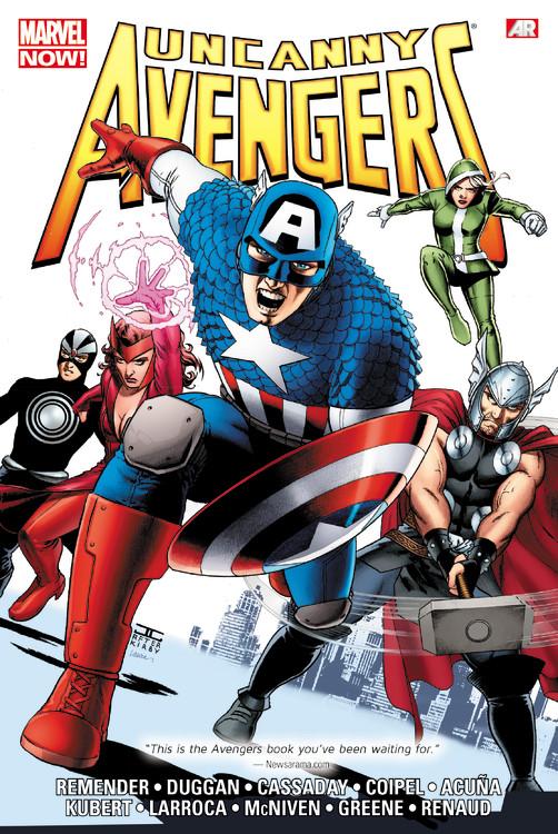 Uncanny Avengers Omnibus uncanny avengers unity volume 1