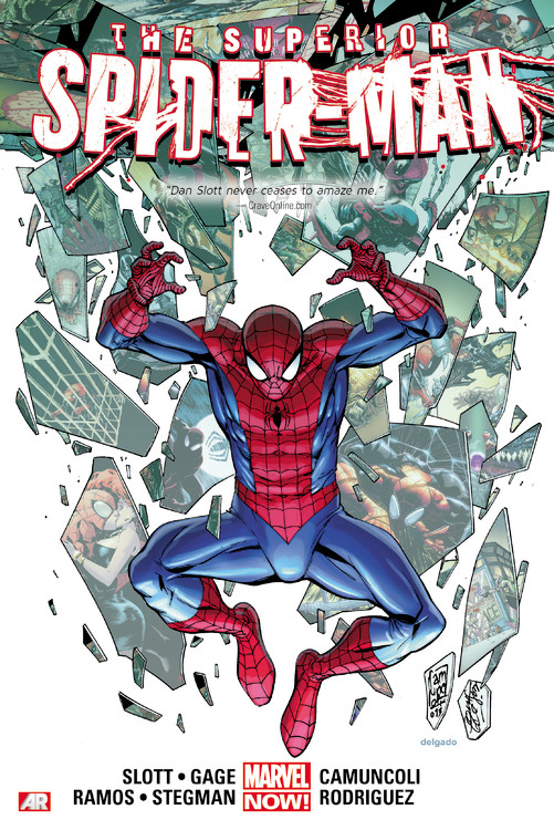 Superior Spider-Man Volume 3 the superior spider man volume 3 no escape