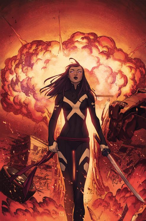 X-Men Vol. 5 fear agent vol 5