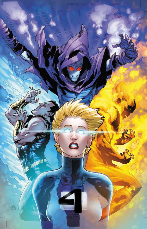 Fantastic Four Volume 4 oh my god it s electro house volume 4