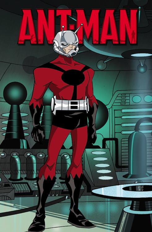 Marvel Universe Ant-Man marvel universe by chris claremont omnibus