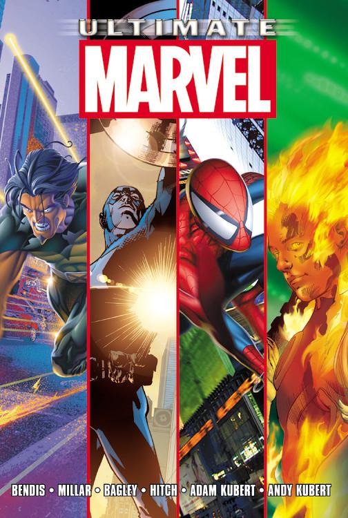 Ultimate Marvel Omnibus Volume 1 nexus omnibus volume 4