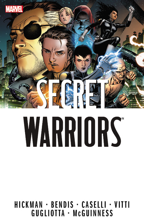 Secret Warriors: The Complete Collection: Volume 1 secret warriors the complete collection volume 1