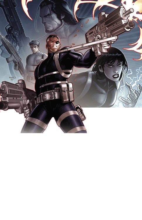 Secret Warriors secret warriors the complete collection volume 1