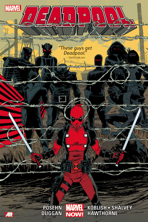 Deadpool by Posehn & Duggan Volume 2 megatokyo omnibus volume 2