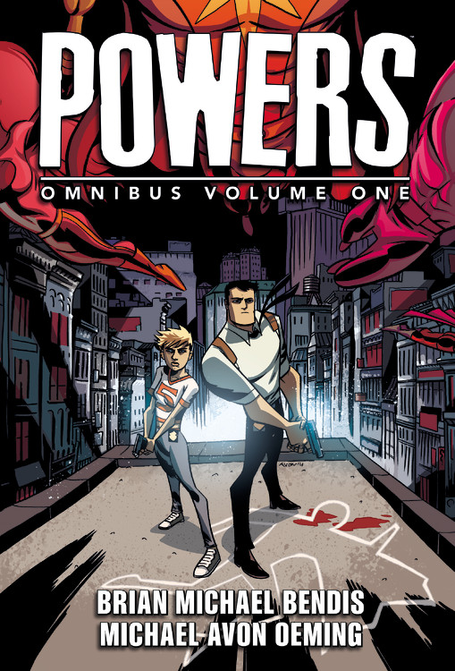 Powers Omnibus Vol. 1 powers the definitive hardcover collection vol 7