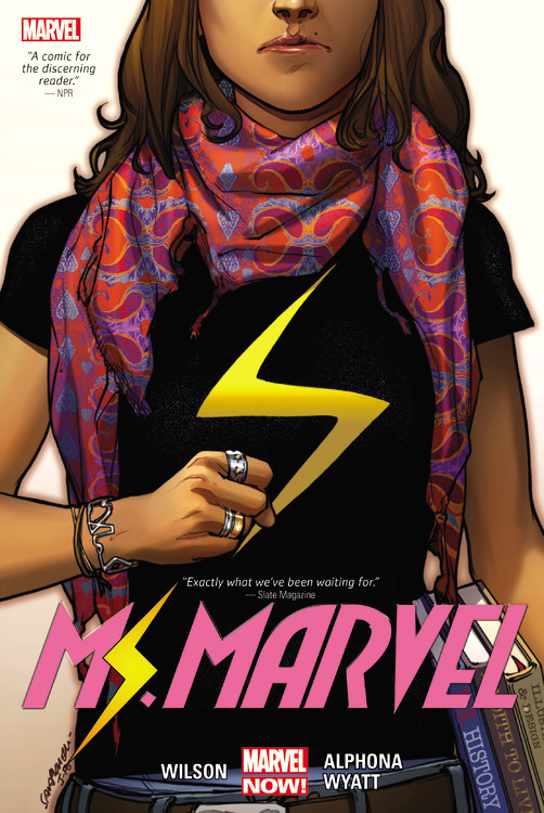 Ms. Marvel Vol. 1 sleep vol 1