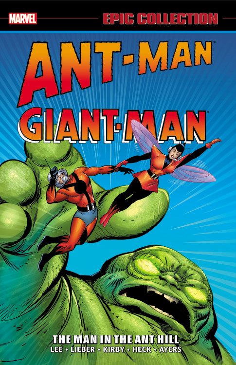 цена на Ant-Man/Giant-Man Epic Collection