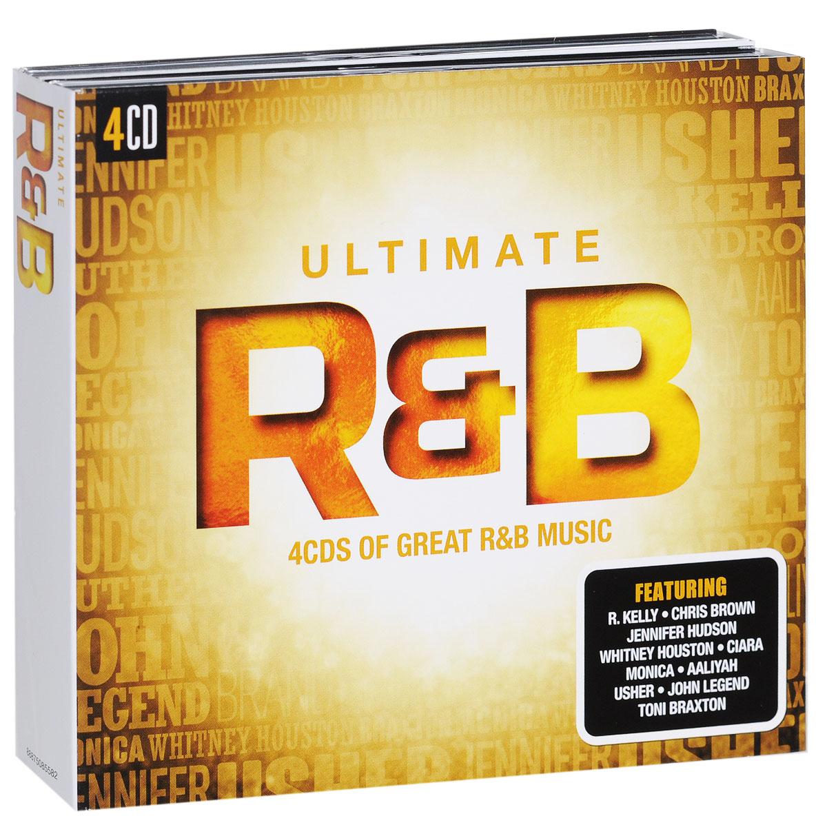 Ultimate R&B (4 CD)
